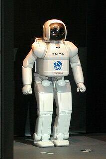 20051127 科学未来館 ASIMO