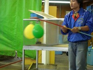 20051210 ハブ博物公園 松井さん