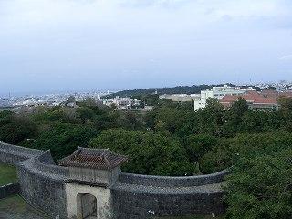 20051211 首里城 景色