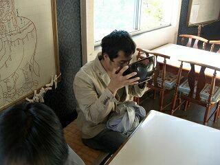 20060520 延命山大秘殿 抹茶