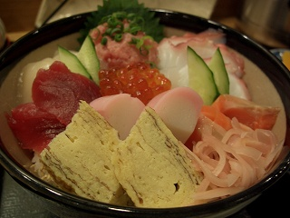 20061020 まつば 海鮮丼