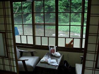 20060710 鉛温泉 自炊部部屋2
