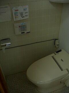 20060722 鯉川温泉 トイレ