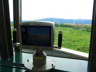 20060723 とまりん テレビ望遠鏡