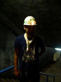 20060725 石炭の歴史村 暗闇