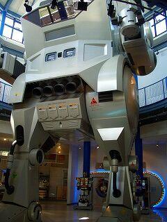 20060725 石炭の歴史村 ロボット館