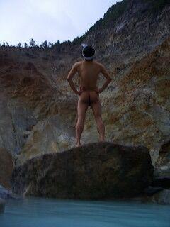 20060918 姥湯温泉 タカシ