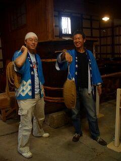 20060919 東光の酒蔵 ハッピ