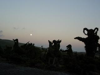 20061006 阿蘇山 謎のオブジェ2