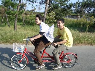 20061008 海の中道 サイクリング1