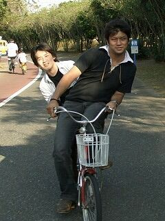 20061008 海の中道 サイクリング2