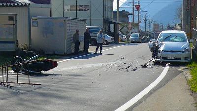 20070429 バイク事故