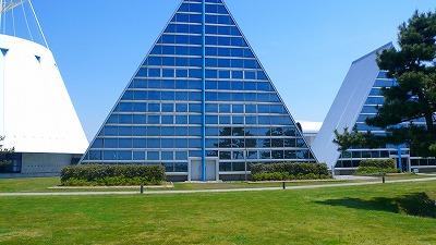 20070430 埋没林博物館 外観