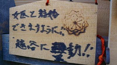 20070430 護国神社 絵馬5