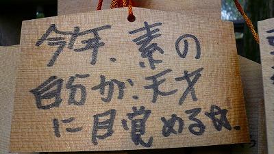 20070430 護国神社 絵馬8