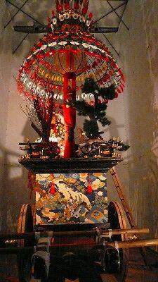 20070430 高岡御車山祭