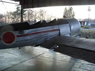 20061125 戦争博物館 ゼロ戦2