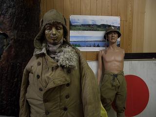 20061125 戦争博物館 人形