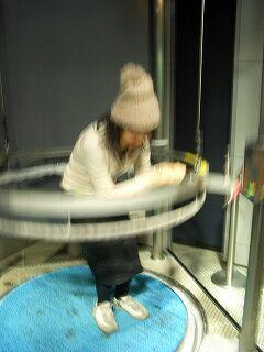 20061215 水の科学館 シャボン玉