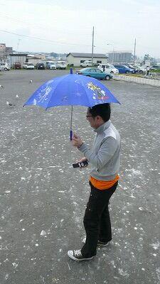 20070609 蕪嶋神社 傘
