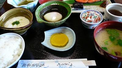 20070610 蔦温泉 朝食