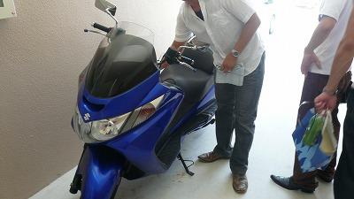 20070924 エンダー ビッグスクーター