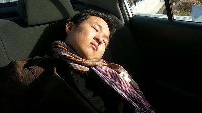 20080119 寝るタカシ