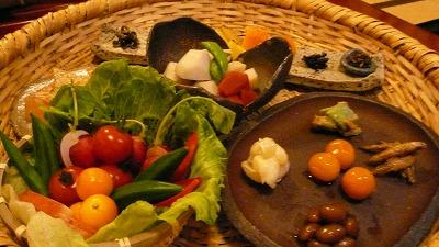20080119 渋辰野館 野菜