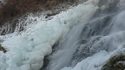 20080120 乙女の滝 氷アップ