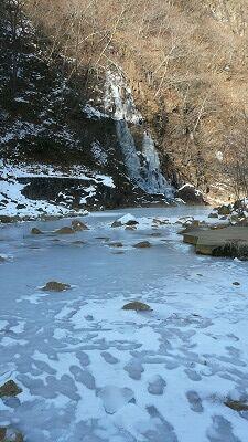 20080121 尻焼温泉 氷