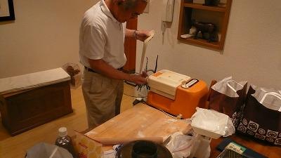 20080420 蕎麦パーティー