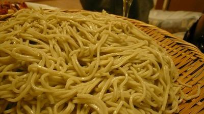 20080420 蕎麦パーティー 蕎麦