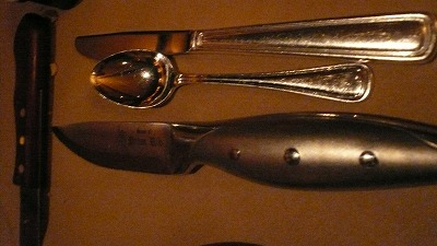 20080515 HouseOfPrimeRib でかいナイフ
