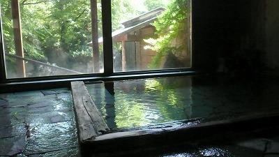 20080724 渓山荘 温泉