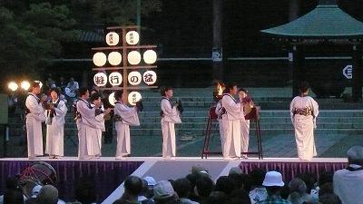 20080726 遊行寺 踊り念仏