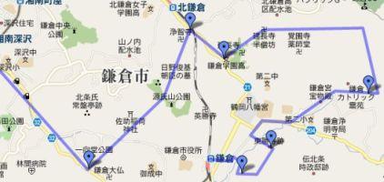 20080726 鎌倉ハイキング