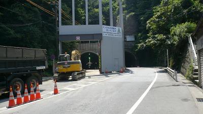 20080726 鎌倉ハイキング 大仏入口