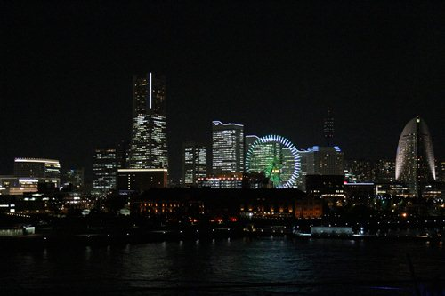 MM21夜景