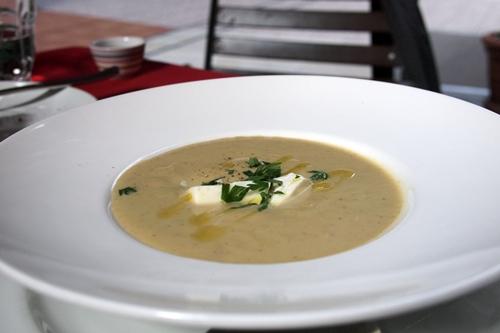 mama前菜:冷製スープ♪