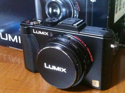 Panasonic(パナソニック) LUMIX DMC-LX5