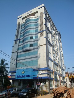 ホテル ガンゴウ
