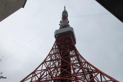 東京タワー みなと区民まつり