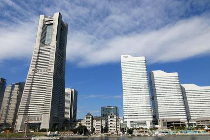 横浜ロケ マリンタワー・大さん橋国際旅客ターミナルと中華街