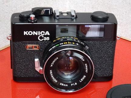 コニカC35FD