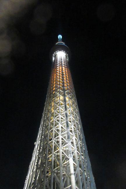 """東京スカイツリータウン プラネタリウム""""天空""""に行く"""
