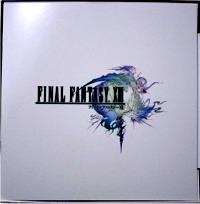 FFXIIIビジュアルブック