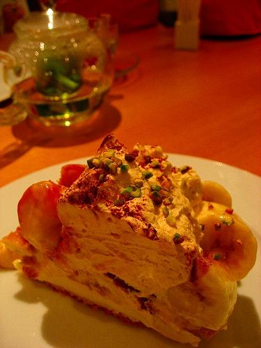 炭水化物ケーキ