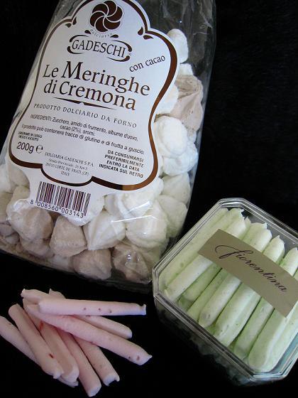 メレンゲお菓子