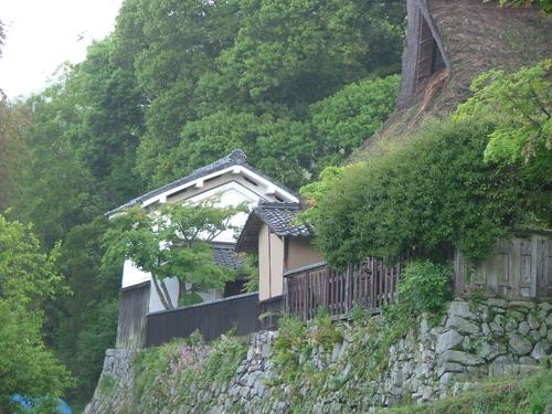 風景 日本 越畑