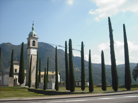 montagnola ヘッセ